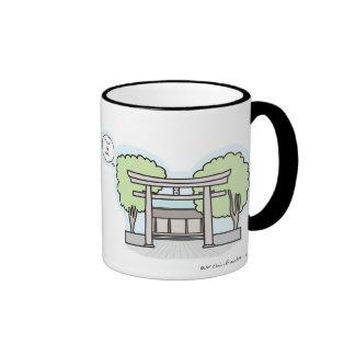 Meiji Shrine Coffee Mug