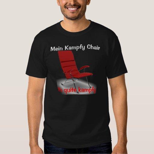 Mein Kampfy Chair Tees