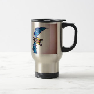 Mein lil Chiropter by Luminosity Travel Mug