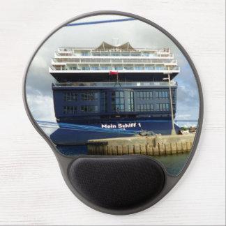 Mein Schiff 1 Stern Gel Mouse Pad