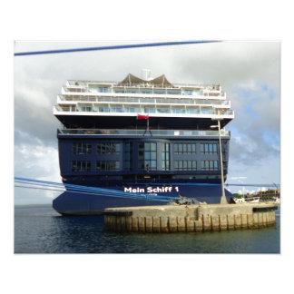 Mein Schiff 1 Stern Photo Print