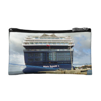 Mein Schiff 1 Stern Small Cosmetic Bag