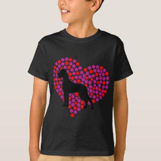 Meine Herzendogge Playera