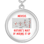 Meiosis Nature's Way Of Mixing It Up Pendants