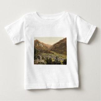 Meirngen, mirando hacia el Haslital, Bernese Ob Camisas
