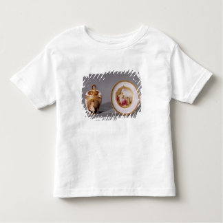 Meissen cup, cover and saucer toddler t-shirt