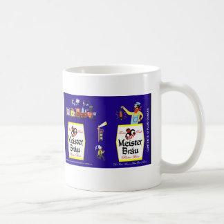 MEISTER BRAU FIESTA PACK FLAT TOP BEER CAN = MUG