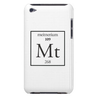 Meitnerium Barely There iPod Covers