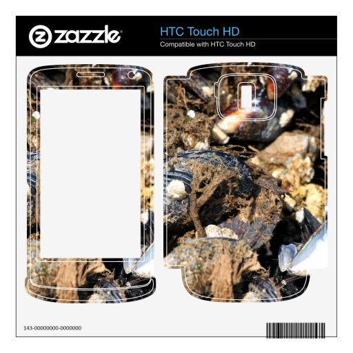 Mejillones HTC Touch HD Skin