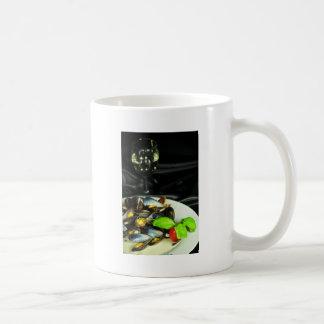 Mejillones Tazas De Café