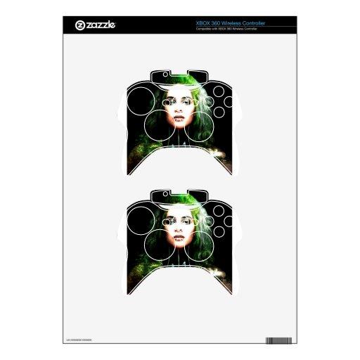 MEJOR A NO ENSUCIAR CON LA MADRE NATURE.jpg Mando Xbox 360 Skin