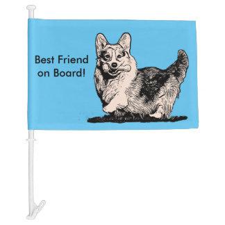 Mejor amigo a bordo