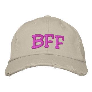Mejor amigo de BFF para siempre Gorra Bordada