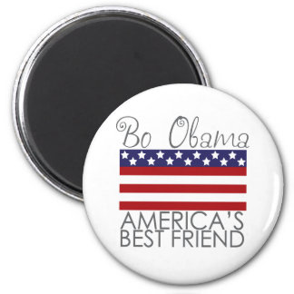mejor amigo de BO obama Imán Redondo 5 Cm