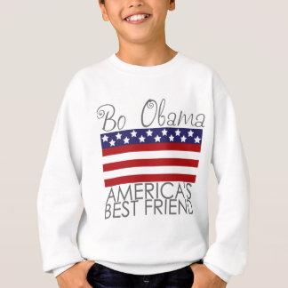 mejor amigo de BO obama Sudadera