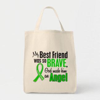 Mejor amigo de la distrofia muscular del ángel 1 ( bolsa de mano