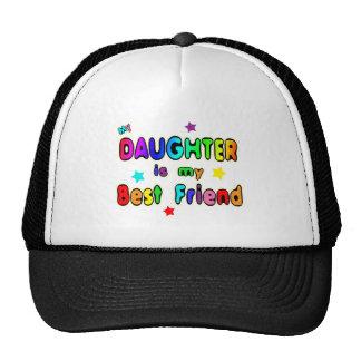 Mejor amigo de la hija gorra