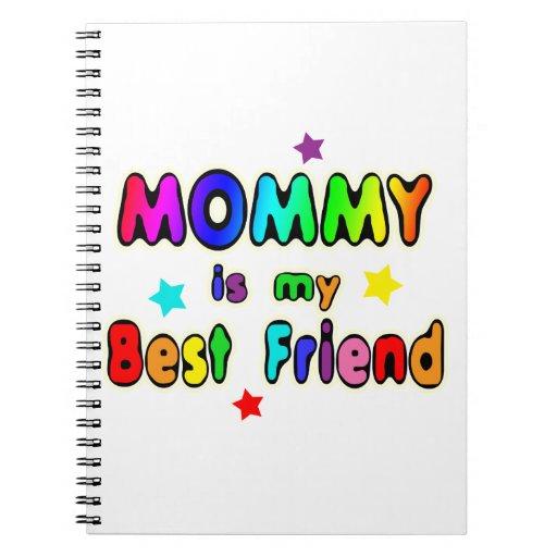 Mejor amigo de la mamá libros de apuntes