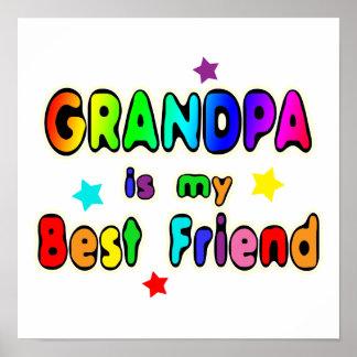 Mejor amigo del abuelo poster