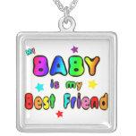 Mejor amigo del bebé joyeria personalizada