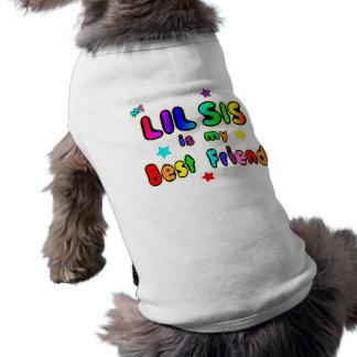 Mejor amigo del SIS de Lil Ropa Para Mascota