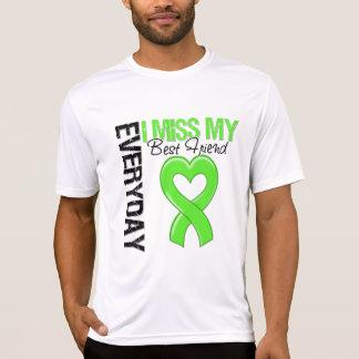 Mejor amigo diario de Srta My del linfoma I Camisetas