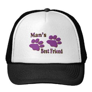 Mejor amigo gorras