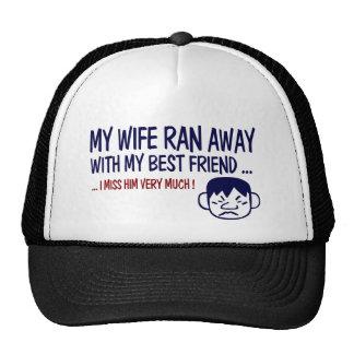 Mejor amigo gorra