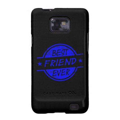 Mejor amigo siempre azul galaxy s2 carcasas