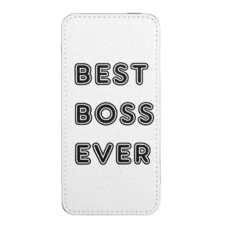 Mejor Boss nunca Funda Para iPhone 5