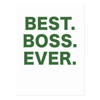 Mejor Boss nunca Postal
