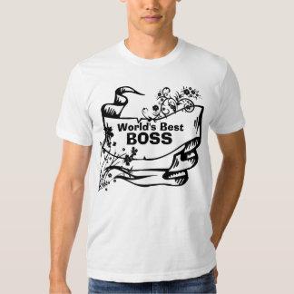 Mejor Boss Remeras