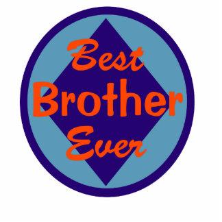 Mejor Brother nunca Adorno Fotoescultura