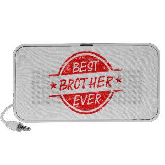 Mejor Brother siempre rojo Laptop Altavoz