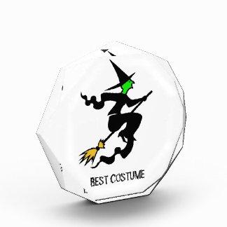 Mejor bruja de encargo del fiesta de Halloween del