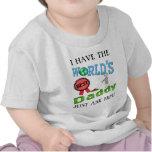 Mejor camiseta divertida del día de padre del papá