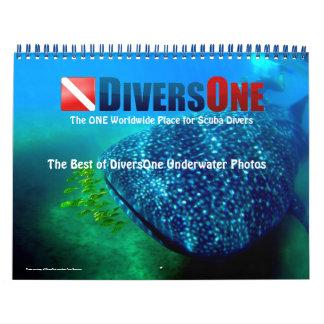 Mejor de 2010 calendarios de las fotos subacuática
