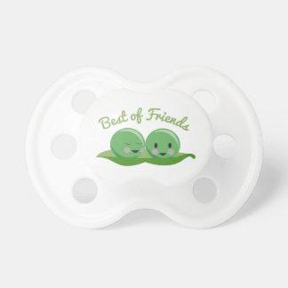 Mejor de amigos chupetes para bebés