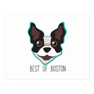 Mejor de Boston Tarjetas Postales