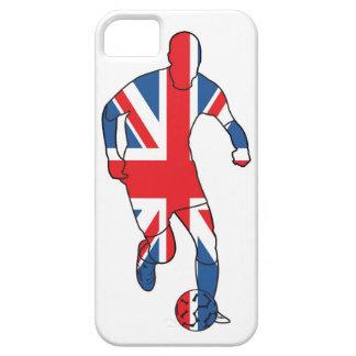 Mejor de Británicos, fútbol iPhone 5 Case-Mate Coberturas