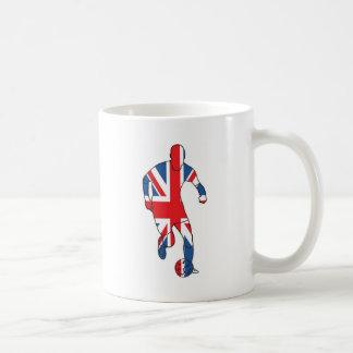 Mejor de Británicos fútbol Taza