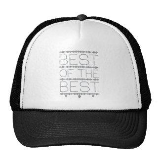 mejor-de--el mejor gorras
