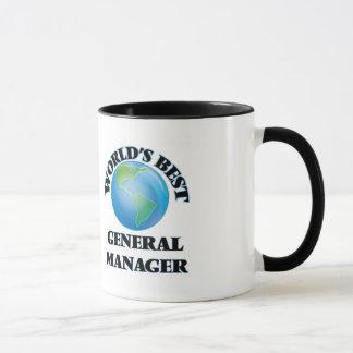 Mejor director general el mundo taza