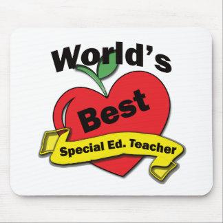 Mejor Ed especial del mundo. Profesor Tapetes De Ratón