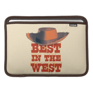 Mejor en el oeste fundas MacBook