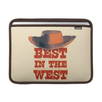 Mejor en el oeste funda  MacBook