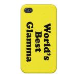 Mejor Glamma del mundo iPhone 4 Protector