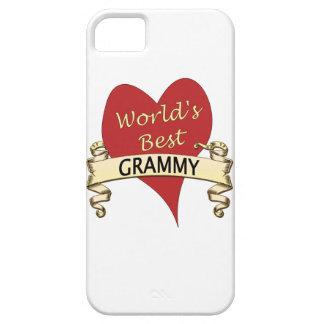 Mejor Grammy del mundo iPhone 5 Case-Mate Cárcasa