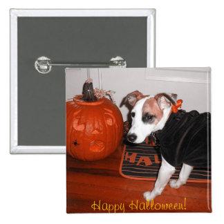 Mejor Halloween del limpiabotas Pin