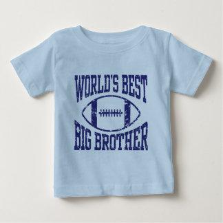 Mejor hermano mayor del mundo camisas